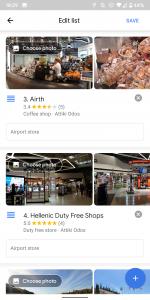 خرائط جوجل تدعم الآن المزيد من التحكم في خاصية القوائم