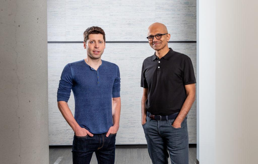 مايكروسوفت تبرم شراكة بـ 1 مليار دولار مع Open AI لتطوير منصة Azure