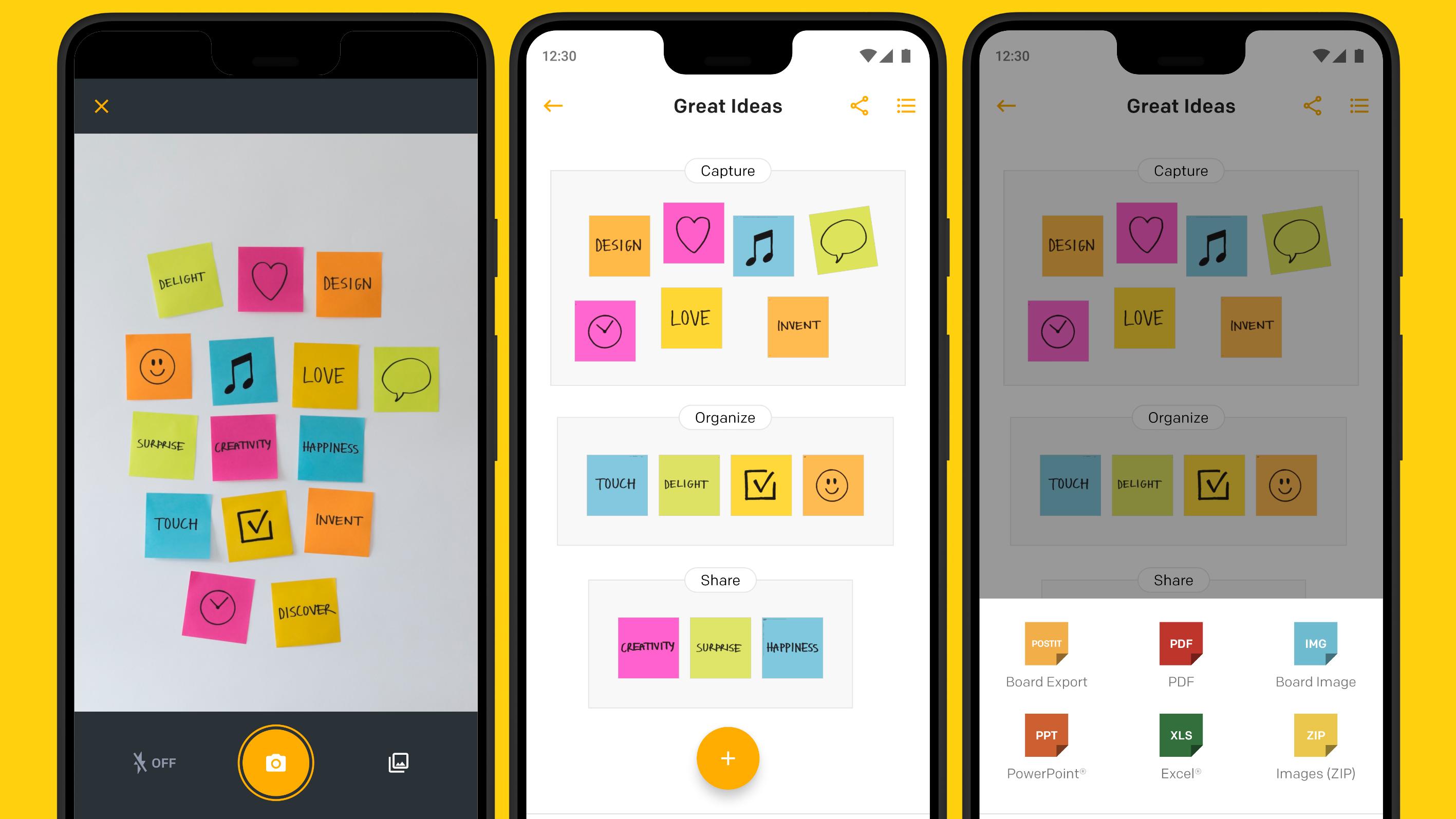 بعد 5 سنوات من إطلاقه على iOS تطبيق Post-it متاح الآن على أندرويد