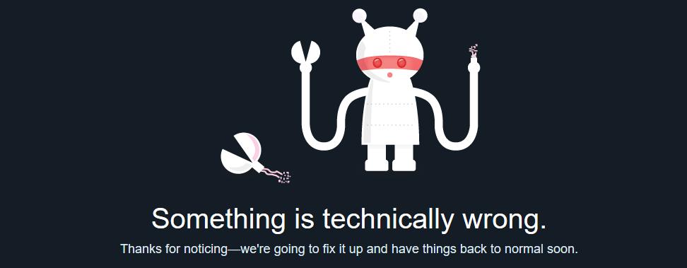 شبكة تويتر تتوقف عن العمل وتسجل خروج للمستخدمين تلقائيًا