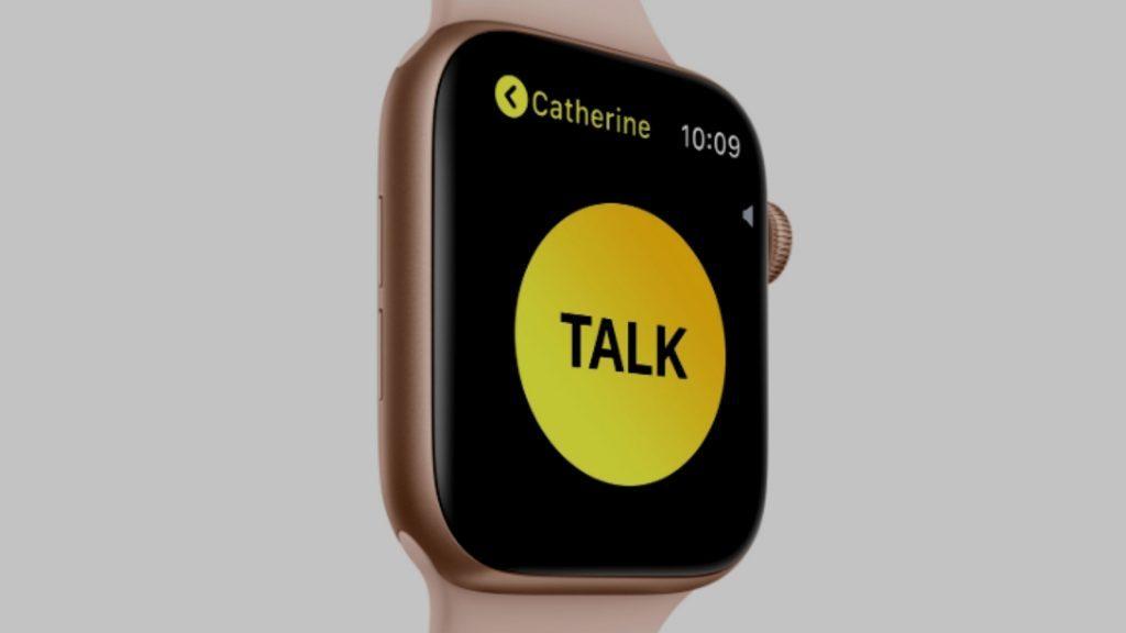 آبل تعيد تطبيق Walkie Talkie بعد تحديث أنظمة تشغيلها