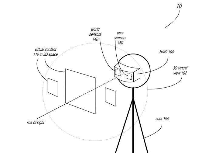آبل تتقدم ببراءة اختراع جهاز واقع مختلط يتتبع تعابير الوجه