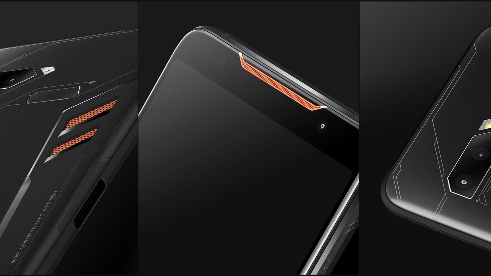 أسوس تكشف عن هاتفها الشرس المخصص للألعاب ROG Phone 2
