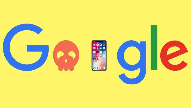جوجل تكتشف عدة ثغرات أمنية في آيفون إحداها مازالت فعالة