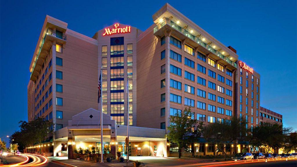 سلسلة فنادق ماريوت تواجه غرامة بقيمة 123$ مليون من المملكة المتحدة