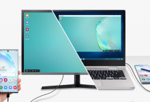 تطبيق سامسونج DeX متوفّر الآن لنظامي ويندوز وماك