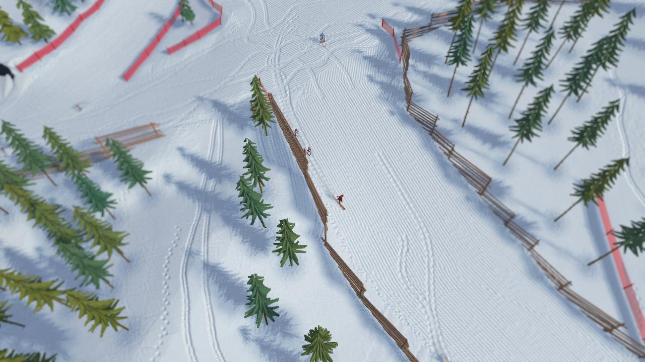 تحديث مُنتظر لـ لعبة التزلج على الجليد Grand Mountain Adventure