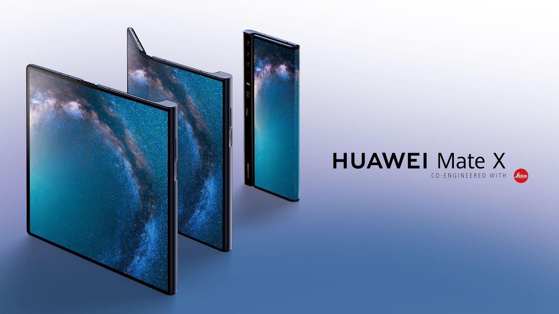 هواوي ستقوم ببعض التغييرات على هاتف Mate X قبل إطلاقه