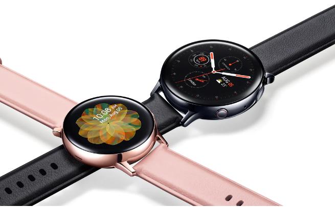 سامسونج تكشف عن ساعتها Galaxy Watch Active 2 مدعمة بخاصية ECG