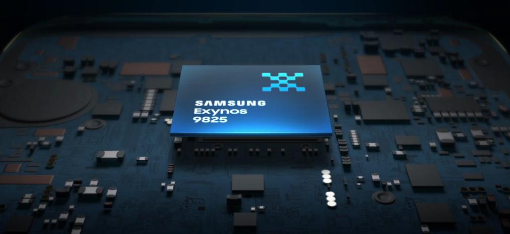 سامسونج تكشف لأول مرة عن معالج Exynos 9825 بتقنية 7 نانومتر لهواتف Note 10