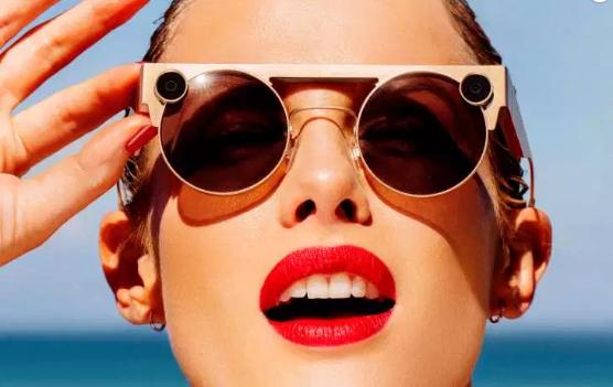 سناب تكشف عن تظارتها 3 spectacles بكامرتي HD ومؤثرات 3D