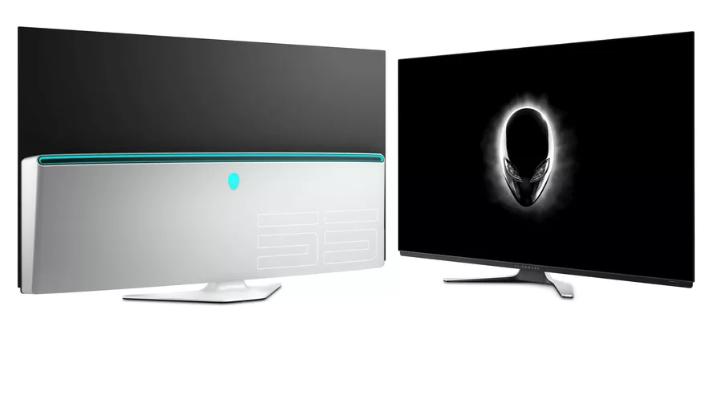 Alienware تكشف عن أحدث شاشاتها للألعاب بقياس 55 بوصة وسعر 4000$
