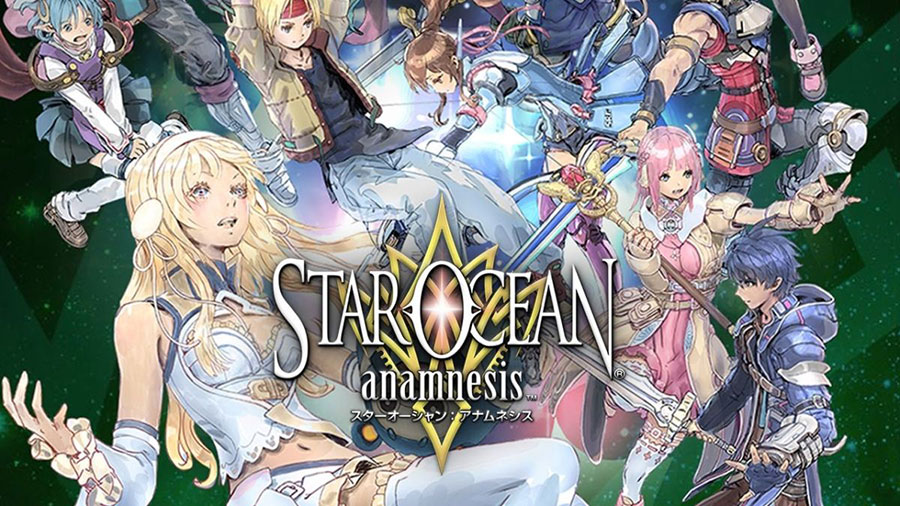 رسميًا إغلاق لعبة Star Ocean: Anamnesis في 5 نوفمبر القادم