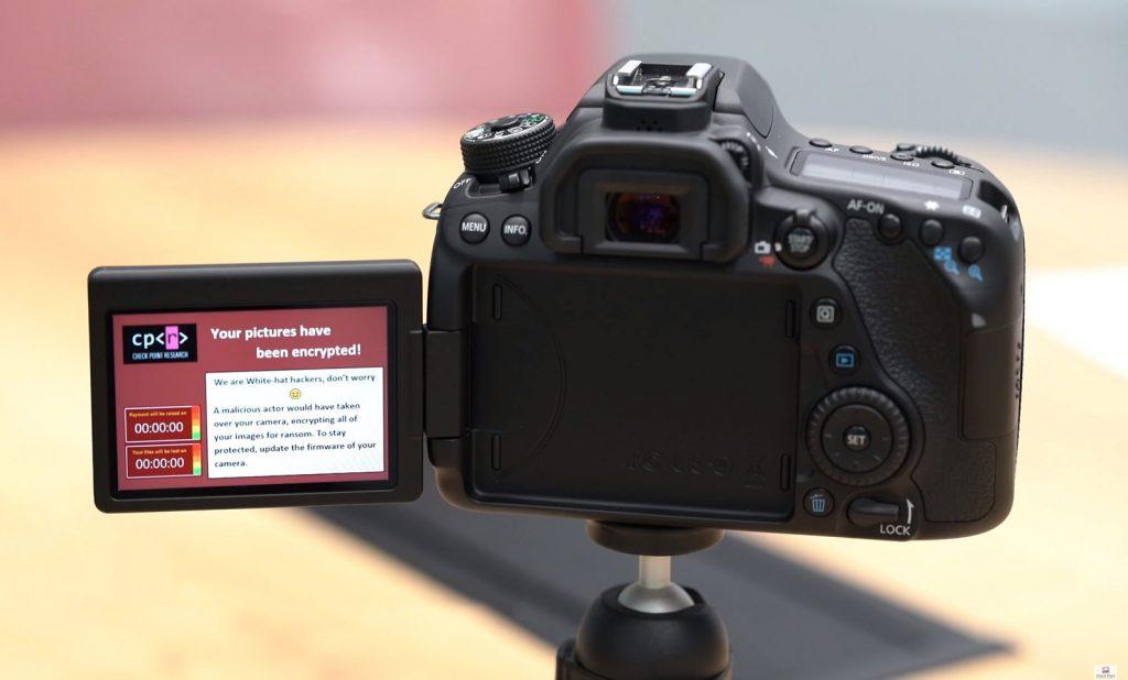 الكاميرات الاحترافية هدف لبرمجيات انتزاع الفدية أيضاً