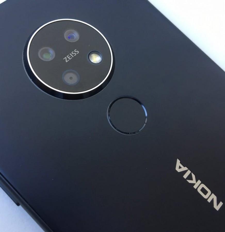 تسريب صور وبعض مواصفات هاتف نوكيا Nokia 7.2