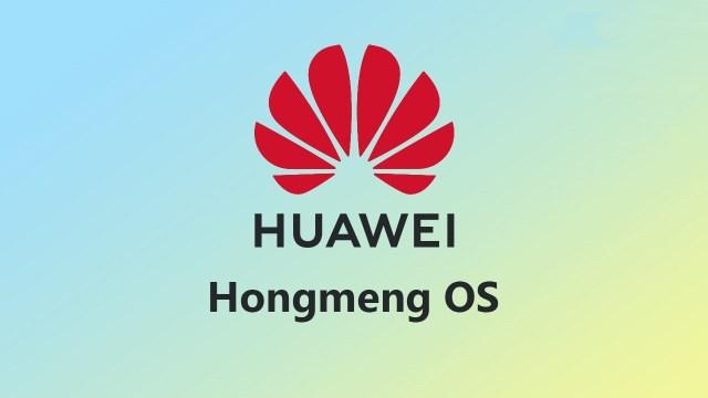 هواوي تستعد لإطلاق أول هاتف بـ نظام تشغيل HongMeng OS في الربع الأخير من العام