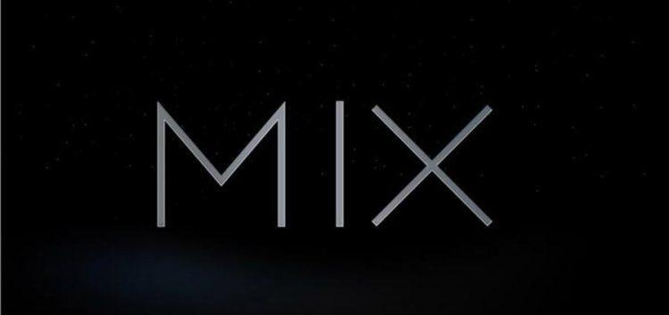 هاتف Mi MIX 4 من شاومي سيحصل على كاميرا بدقة 108MP