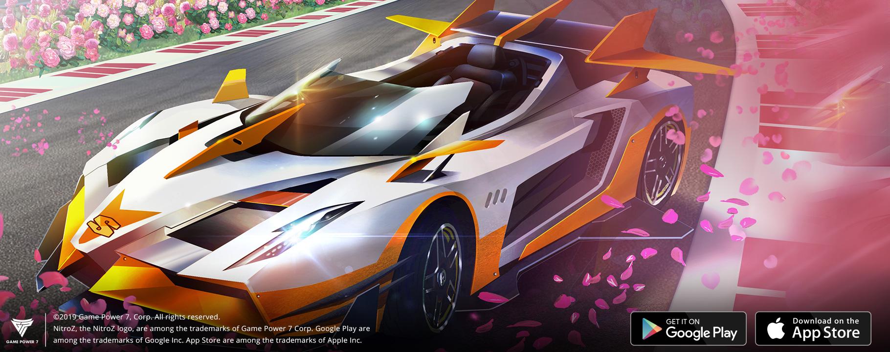 نايتروZ لعبة سباقات جديدة بأيدي عربية على أندرويد و iOS