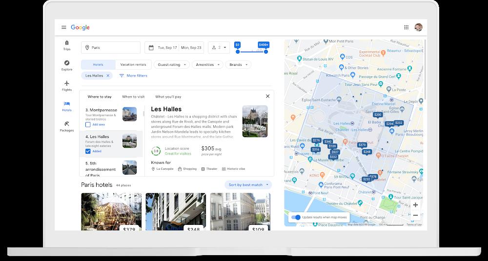جوجل ستعيد فرق السعر عند الحجز عبر Google Flights في انخفض بشكل مفاجئ