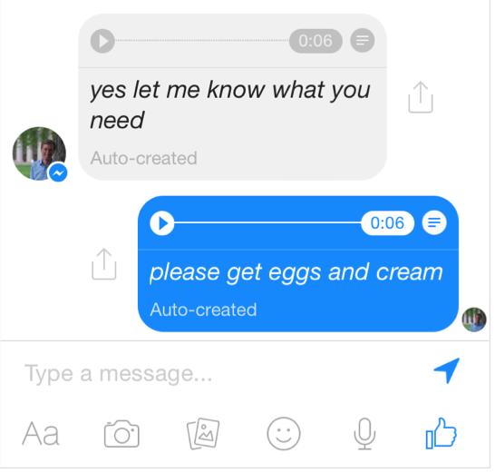 فيس بوك توظف أشخاص للاستماع إلى رسائل مسنجر الصوتية