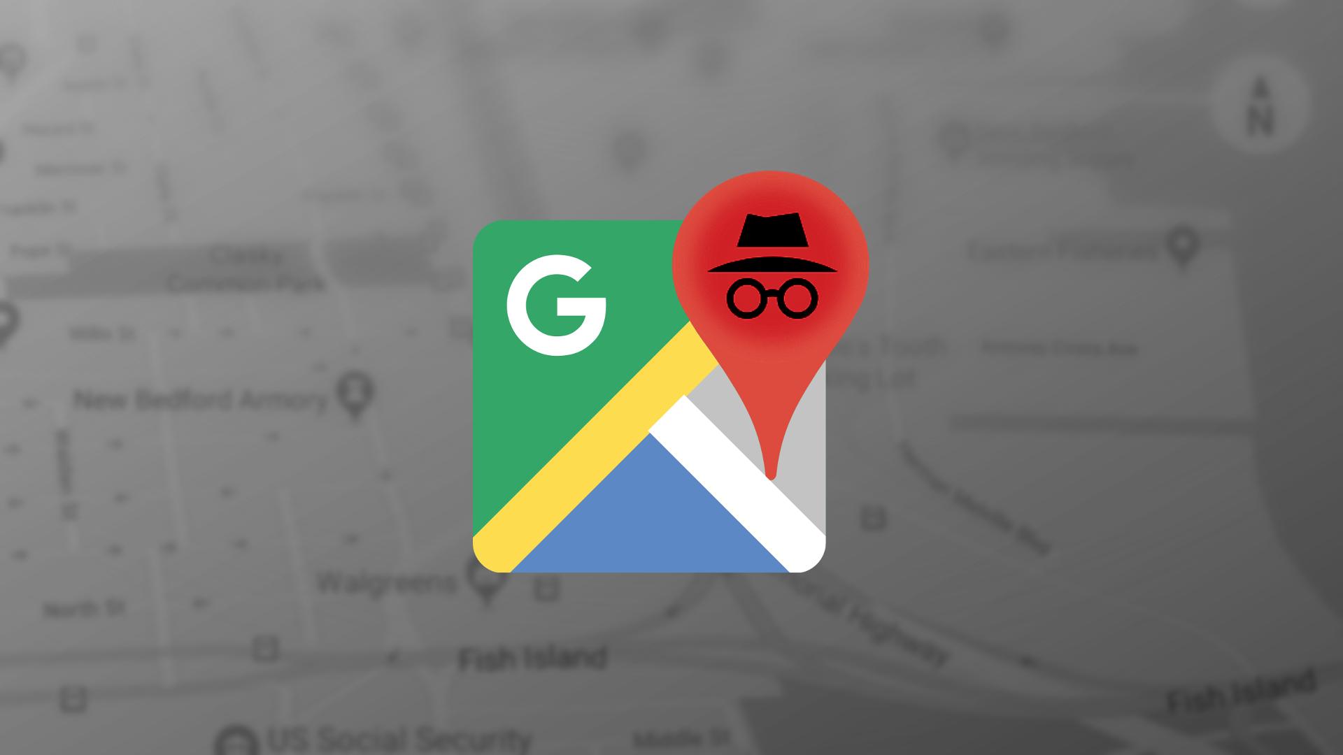 """نسخة معاينة """"اختبار"""" من تطبيق خرائط جوجل تأتي بميزة التصفّح الخفي"""