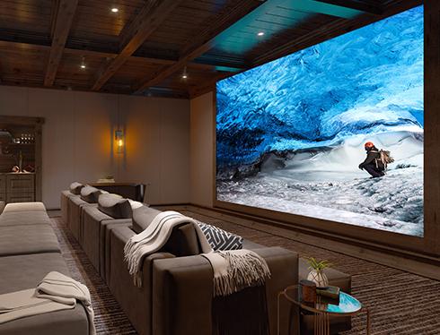شاشة Crystal LED من سوني تدعم دقة 16K وقد يصل سعرها لملايين الدولارات - عالم التقنية