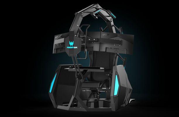 IFA 2019: آيسر تكشف عن جهاز الألعاب Predator Thronos Air بسعر 13,999$ وجهازي Predator Triton