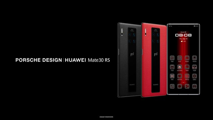 ميت 30RS بتصميم بورشيه – Mate 30RS Porsche Design