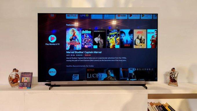 موتورولا تنضم لقائمة الشركات المنتجة للتلفزيونات الذكية بإطلاقها Motorola TV