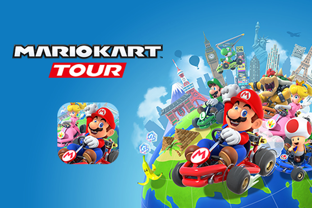 رسميًا لعبة Mario Kart Tour من نينتندومتاحة الآن على أندرويد و iOS