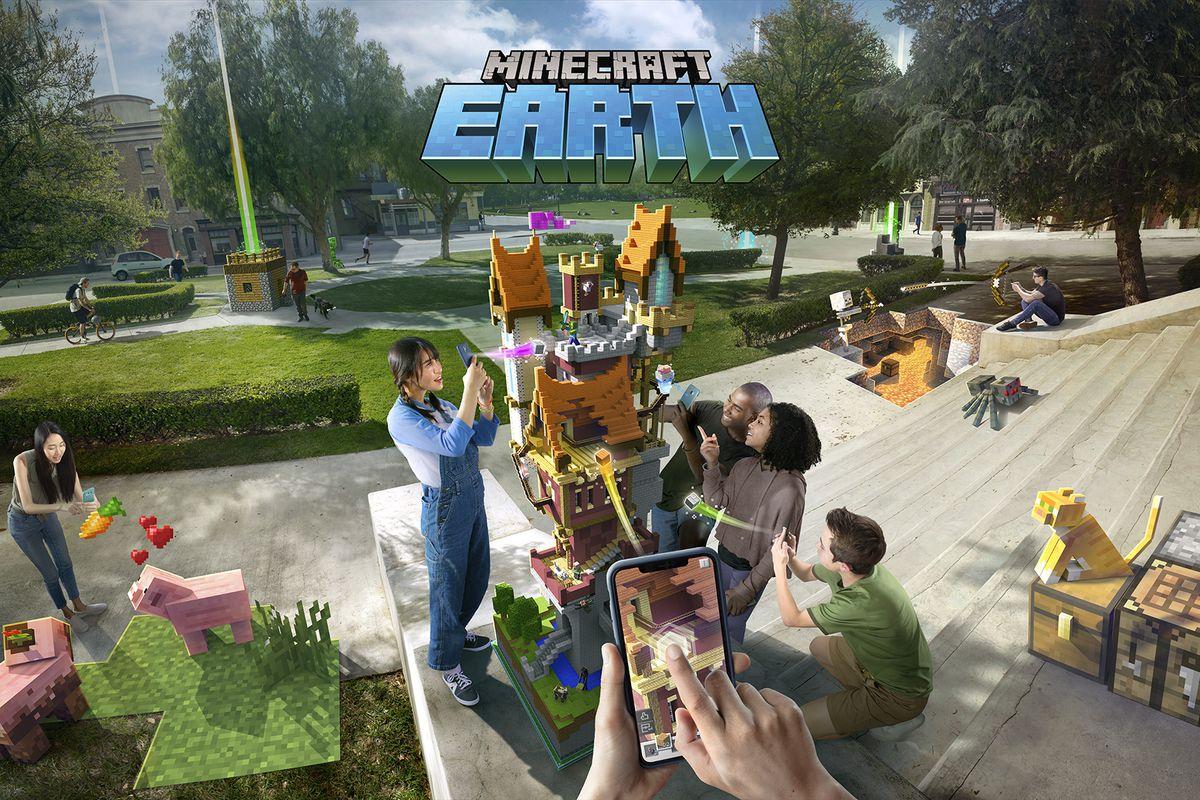 Minecraft-Earth1