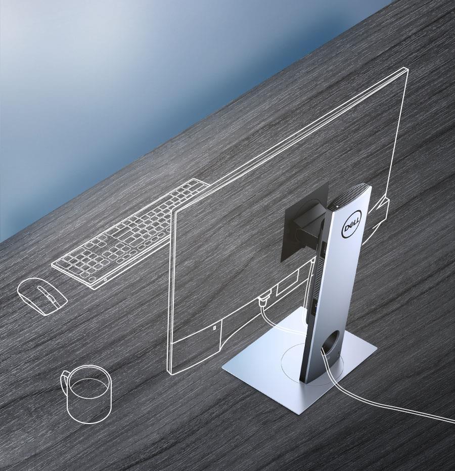 ديل تطلق الجهاز المرن OptiPlex 7070 Ultra والذي يمثل نقلة كبيرة للحوسبة المكتبية
