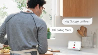 مساعدات جوجل المنزلية تضيف ميزة إجراء المكالمات الهاتفية