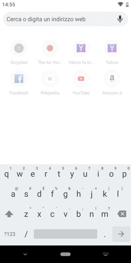 تطبيق SimpleKeyboard لوحة مفاتيح مثالية لأولئك الذين يحتاجون فقط إلى الكتابة