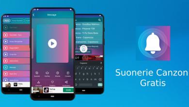 يمنحك تطبيق Suonerie Canzoni Gratis الجديد 1000 نغمة تم اختيارها بعناية