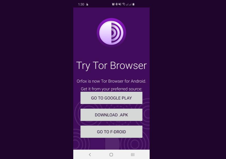 رسميًا: توقف تطبيق Orfox لصالح متصفح Tor على أندرويد
