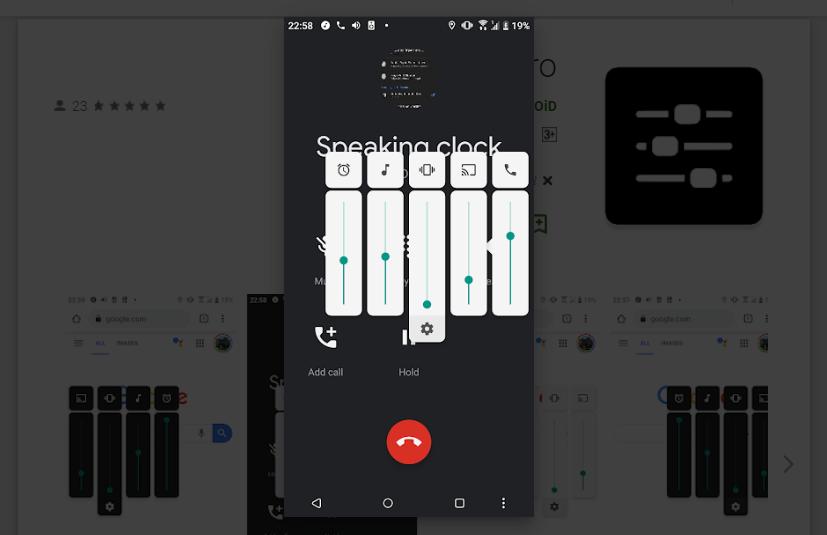 جديد التطبيقات: Volume Panel - Pro لاستبدال لوحة التحكم بالصوت على أندرويد