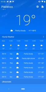 Weather Forecast Pro أحد تطبيقات الطقس القوية والمفيدة حقًا على أندرويد
