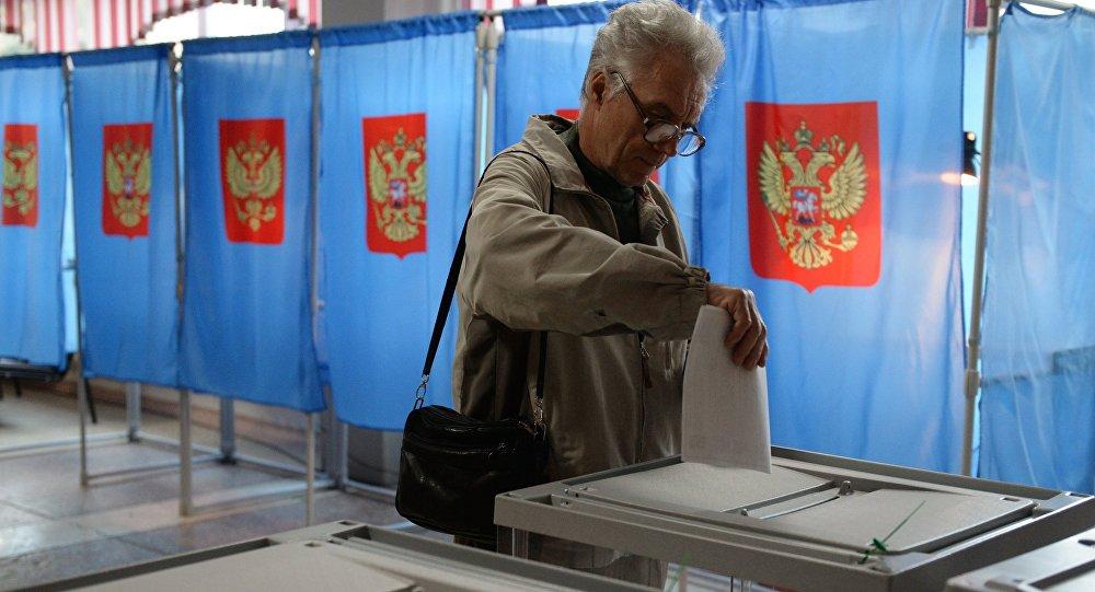 روسيا تتهم جوجل وفيس بوك بانتهاك قوانين الإعلانات السياسية خلال الانتخابات