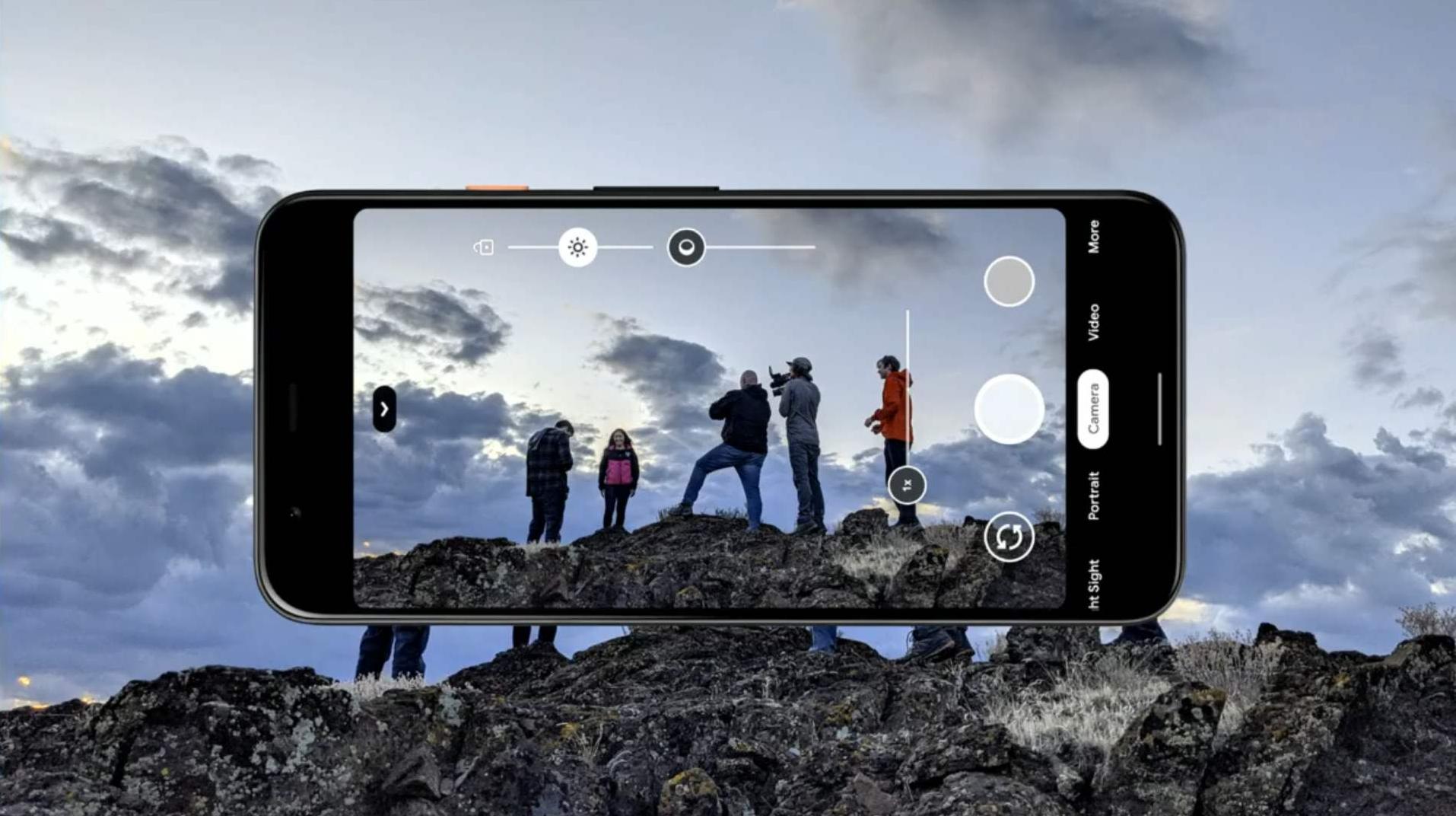 معاينات HDR + المباشرة والتحكم في التعرض المزدوج ستكون حصريًا فقط لهواتف بكسل 4