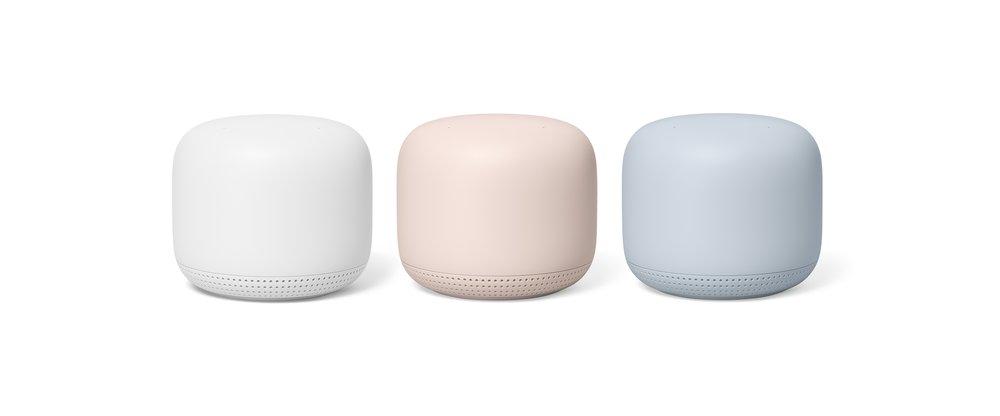 مؤتمر جوجل: الإعلان عن نظام الشبكة اللاسلكية Nest WiFi مع مكبر صوتي