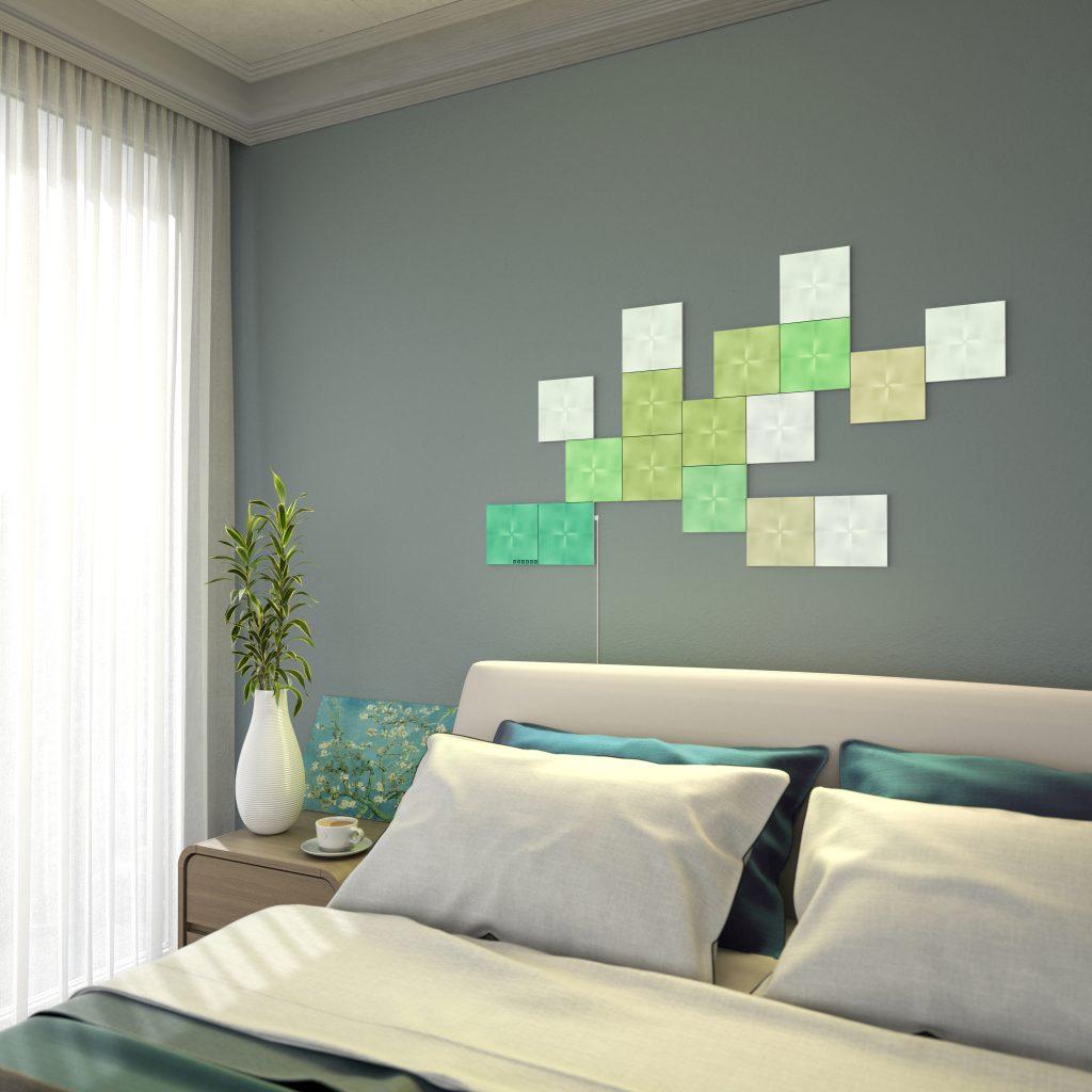 سلسلة مراجعات حلول المنزل الذكي (4): Homey، عقل إلكتروني لإدارة ملحقات منزلك الذكي وتجربة مع نظام Nanoleaf للإضاءة