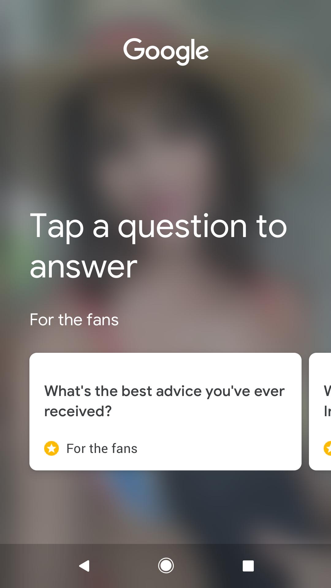 تطبيق Cameos من جوجل لإعطاء المشاهير طريقة جديدة للرد على المعجبين
