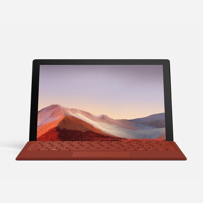 مايكروسوفت تعلن عن جهاز Surface Pro 7 مع معالجات إنتل الجيل العاشر - عالم التقنية