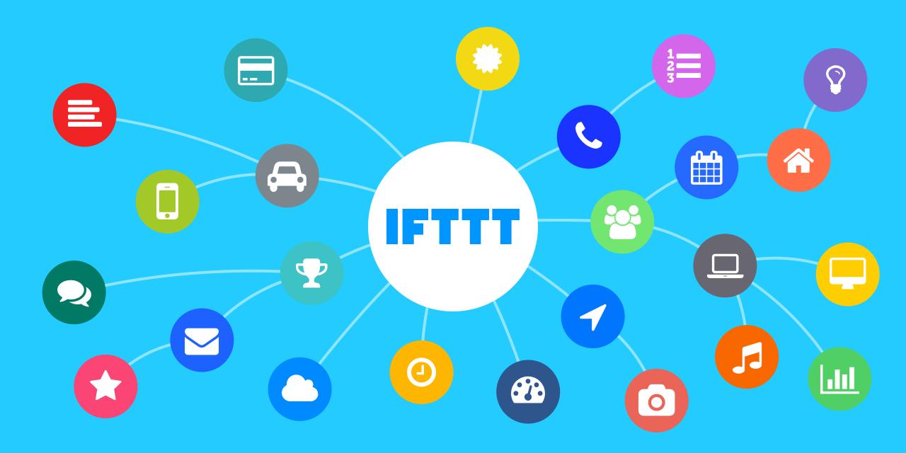 تطبيق IFTTT يحصل على 19 خدمة جديدة ويخسر 33 خدمة أخرى