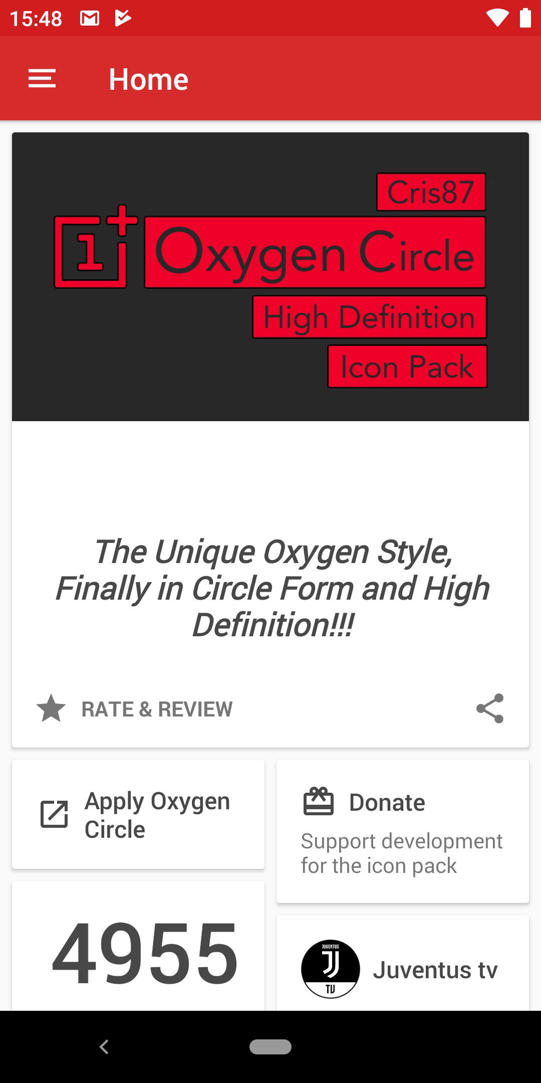 Oxygen-Circle