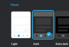 تطبيق Pocket Casts يدعم الآن تفعيل الوضع المُظلم حسب إعداد النظام