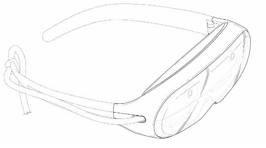 شركة سامسونج تسجل براءة اختراع لنظارة واقع معزز (تقرير)