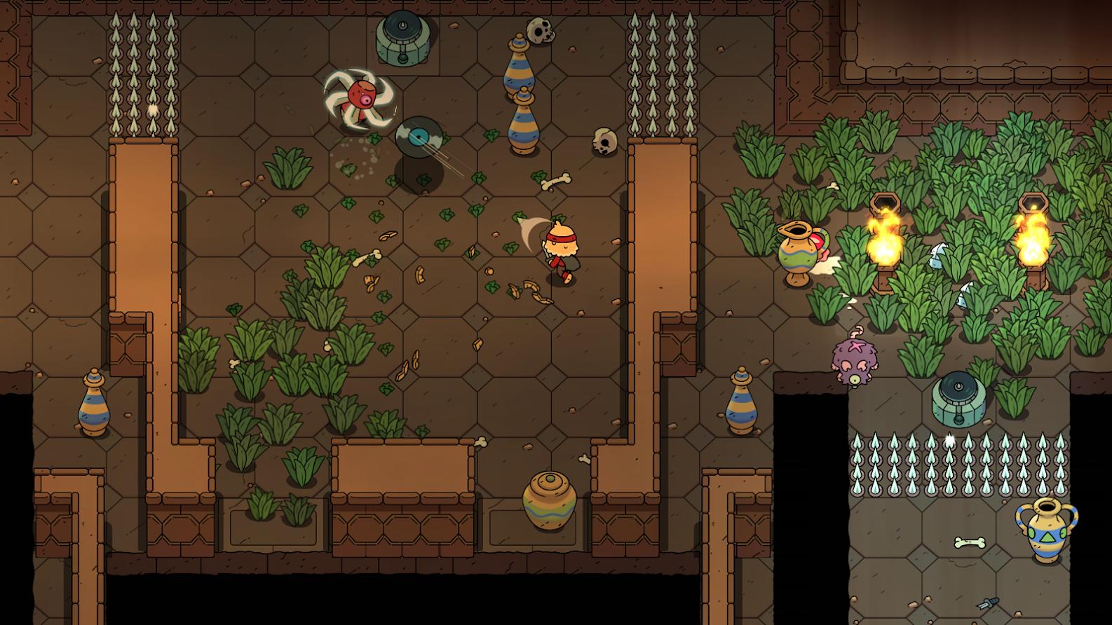 The Swords of Ditto لعبة RPG متاحة الآن للتسجيل المسبق على أندرويد و iOS