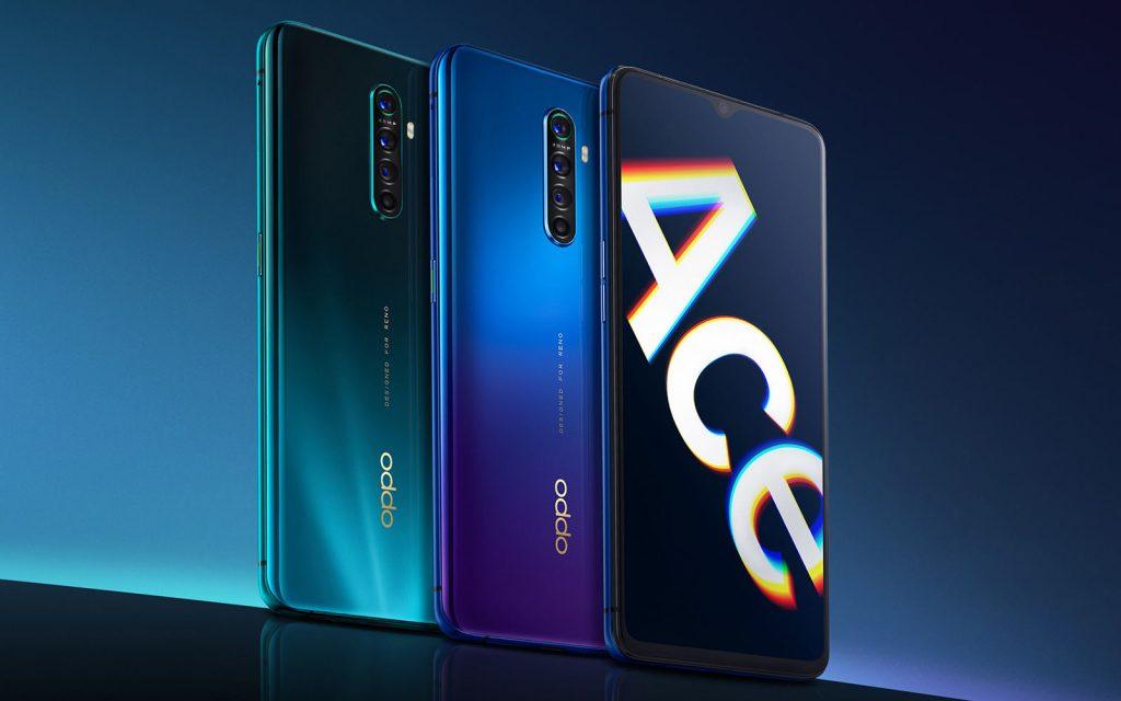 أوبو تكشف عن Oppo Ace ببطارية 4,000 ملي أمبير يمكن شحنها خلال نصف ساعة